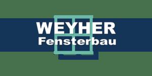 Weyher Fensterbau Logo