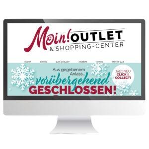 Website Mein Outlet Bremerhaven