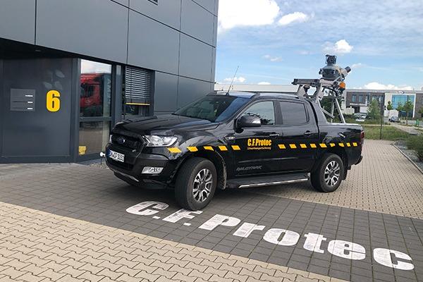 C.F.Protec Fahrzeug