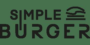 Simple Burger Logo
